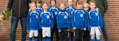 Eljes Infra sponsort Epe JO9-3 van SV Epe